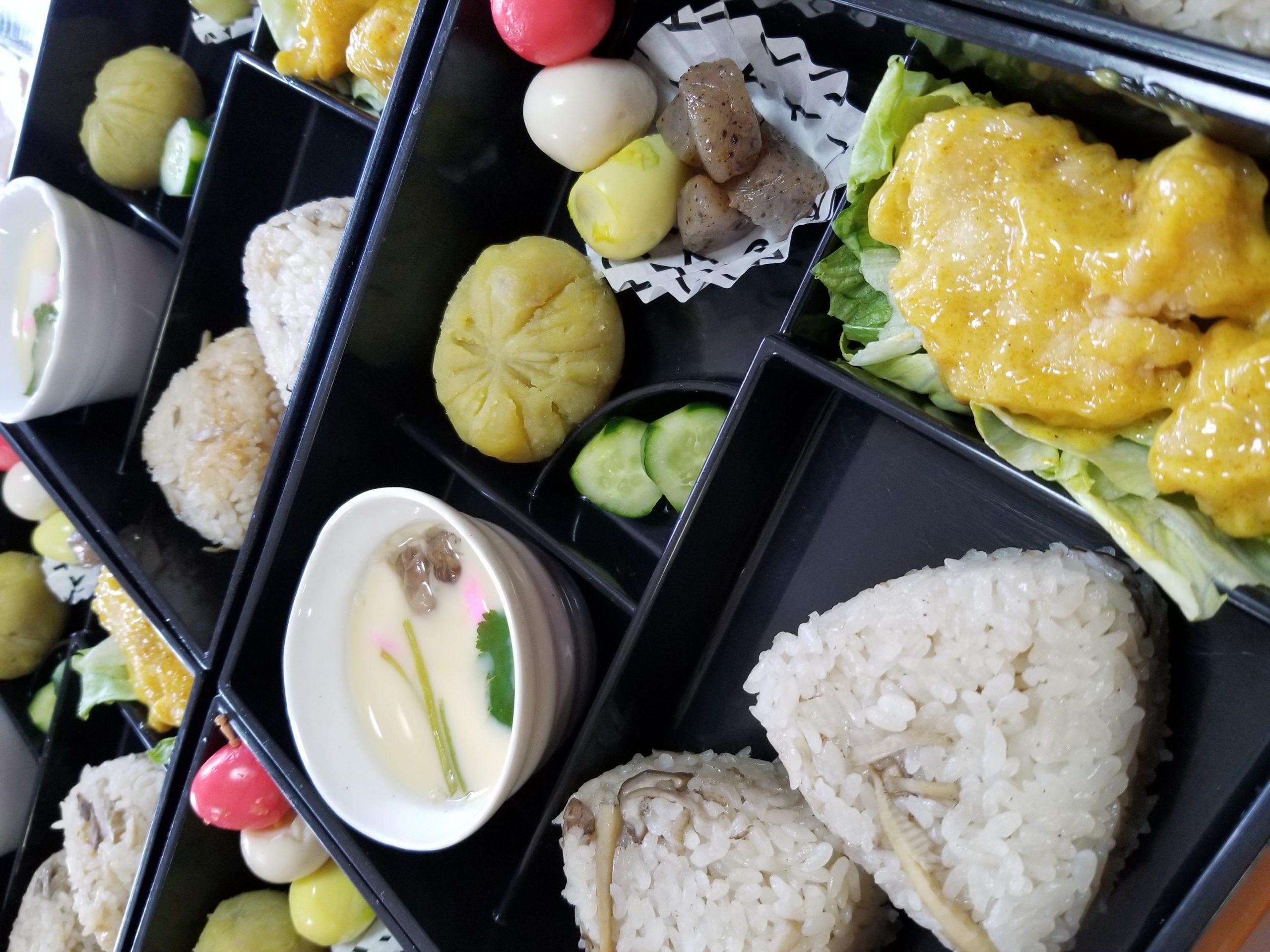 毎月開催『手作り弁当の日』4月は・・・